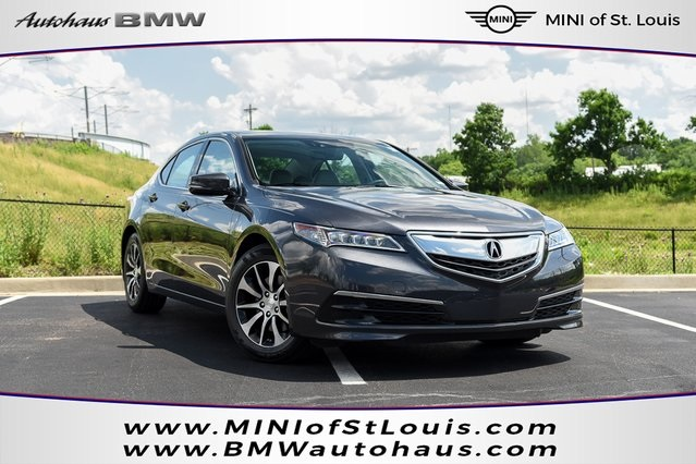 pre owned 2015 acura tlx 2 4l 4d sedan in saint louis 2029s mini