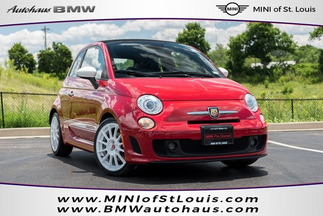 Pre-Owned 2015 FIAT 500c Abarth