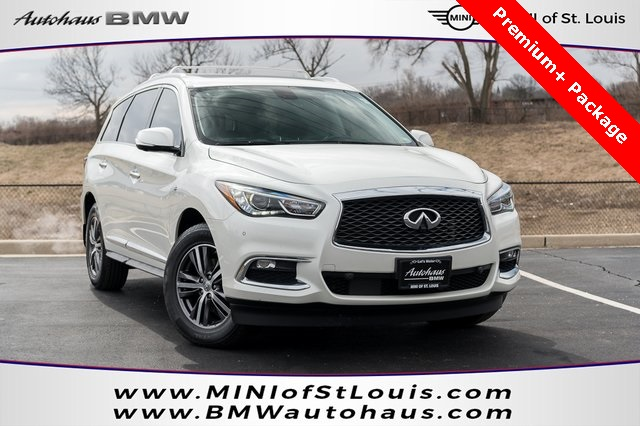 Pre-Owned 2017 INFINITI QX60 SUV