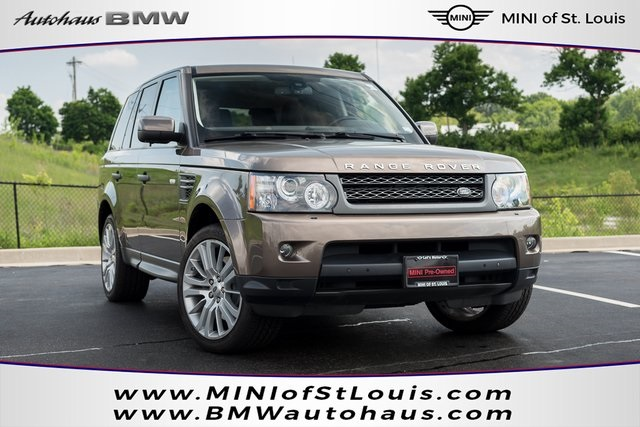 Pre-Owned 2011 Land Rover Range Rover Sport HSE