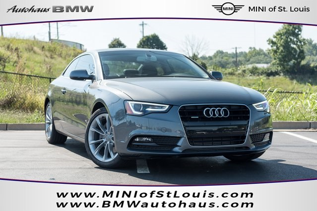PreOwned Audi A D Coupe In Saint Louis S MINI Of St - Maplewood audi