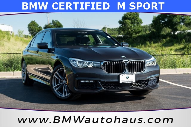 Pre-Owned 2017 BMW 7 Series 740i XI