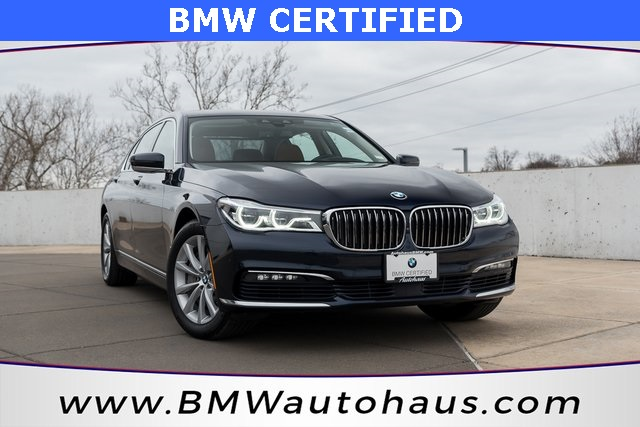 Pre Owned 2016 Bmw 7 Series 750i Xdrive