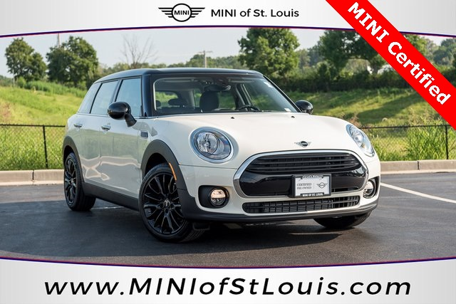 Certified Pre-Owned 2019 MINI Cooper Clubman