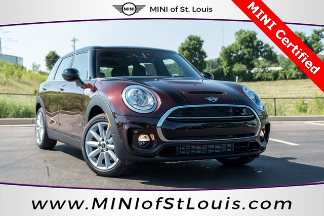 Certified Pre-Owned 2019 MINI Cooper S Clubman ALL4 Signature