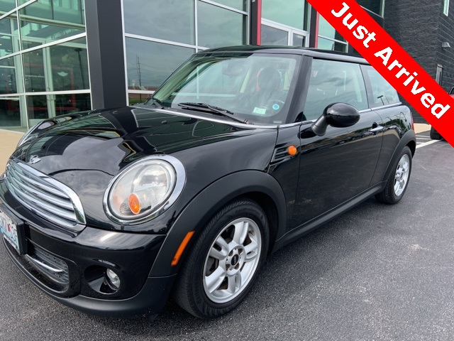 Pre-Owned 2012 MINI Cooper Hardtop