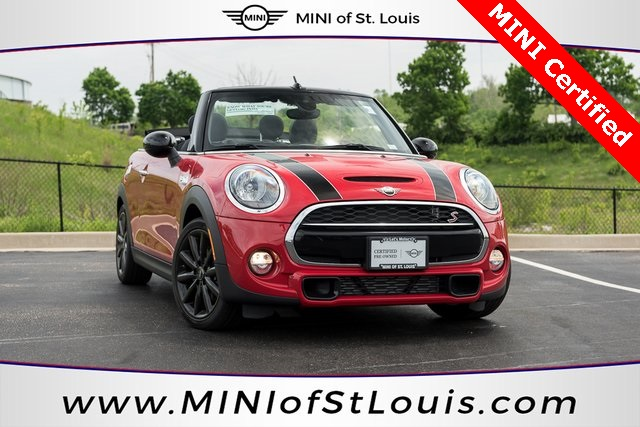 Certified Pre-Owned 2019 MINI Cooper S Convertible