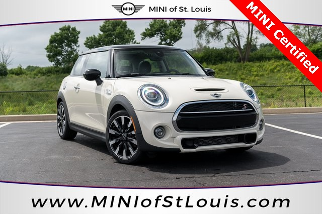 Certified Pre-Owned 2020 MINI Cooper S Signature