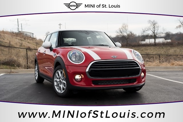 New 2019 MINI Hardtop 4 Door Cooper