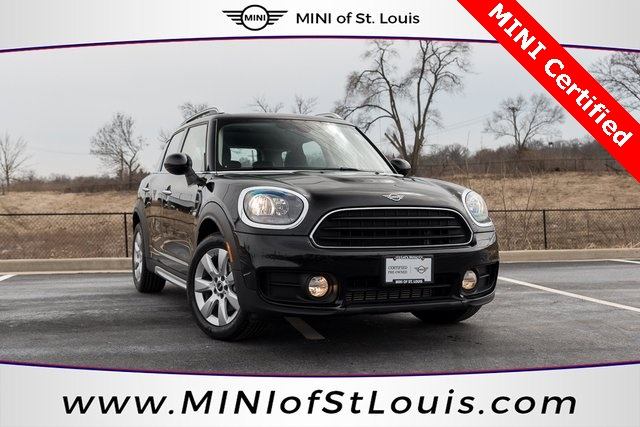 Certified Pre-Owned 2019 MINI Cooper Countryman SUV