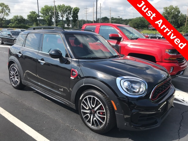 Certified Pre-Owned 2018 MINI John Cooper Works Countryman All4