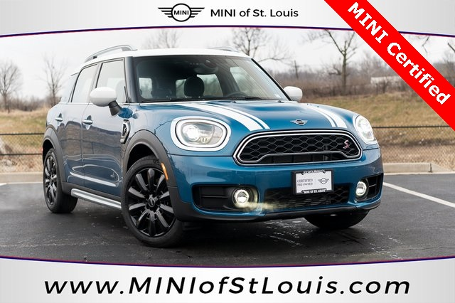 Certified Pre-Owned 2020 MINI Cooper S Countryman ALL4