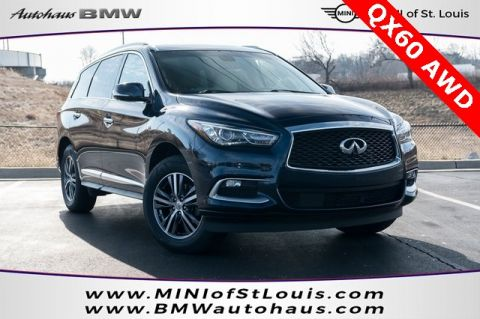 Pre-Owned 2016 INFINITI QX60 SUV