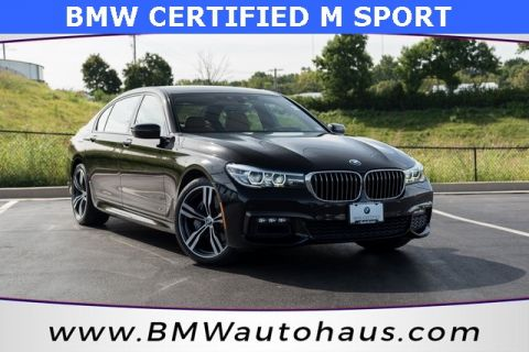Pre-Owned 2017 BMW 7 Series 740XI M SPORT