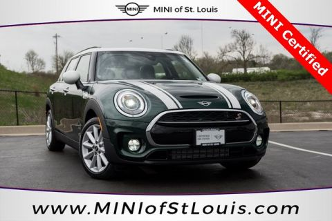 Certified Pre Owned 2019 Mini Cooper S Clubman