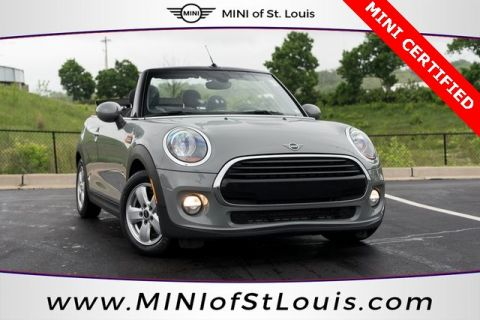 Certified Pre-Owned 2019 MINI Cooper Convertible