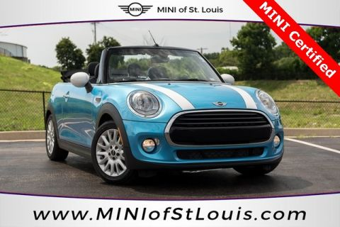 Certified Pre-Owned 2016 MINI Cooper Convertible