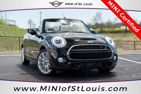 Certified Pre-Owned 2016 MINI Cooper S Convertible