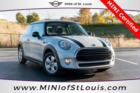 Certified Pre-Owned 2016 MINI Cooper Hardtop