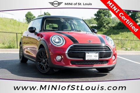 Certified Pre-Owned 2019 MINI Cooper Hardtop