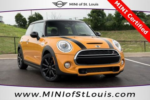 Certified Pre-Owned 2016 MINI Cooper S Hardtop