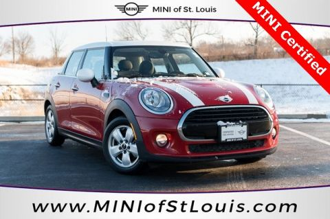 Certified Pre-Owned 2016 MINI Cooper Hardtop 4DR