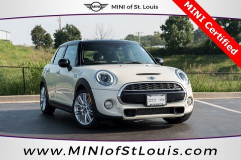 Certified Pre-Owned 2016 MINI Cooper S Hardtop 4DR