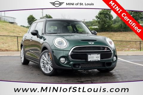 Certified Pre-Owned 2018 MINI Cooper S Hardtop 4DR