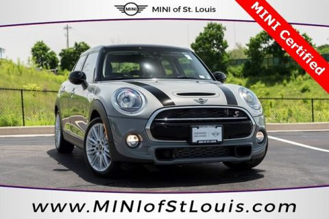 Certified Pre-Owned 2019 MINI Cooper S Hardtop 4DR