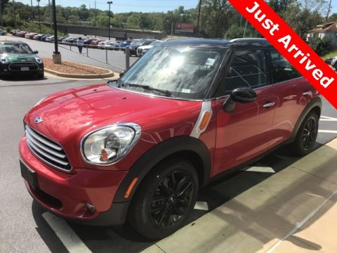 Pre-Owned 2014 MINI Cooper Countryman SAV