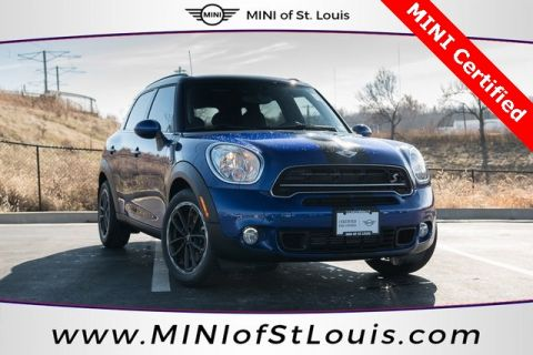 Certified Pre-Owned 2016 MINI Cooper S Countryman SUV