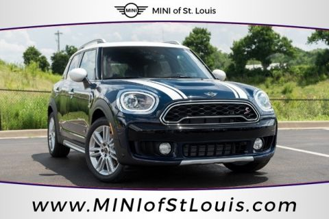 New 2019 MINI Countryman Iconic