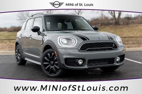 New 2020 MINI Cooper S Countryman Signature